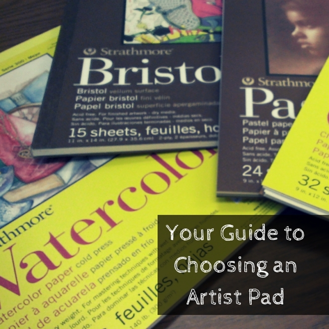 Your Guide to Choosing an Artist Pad