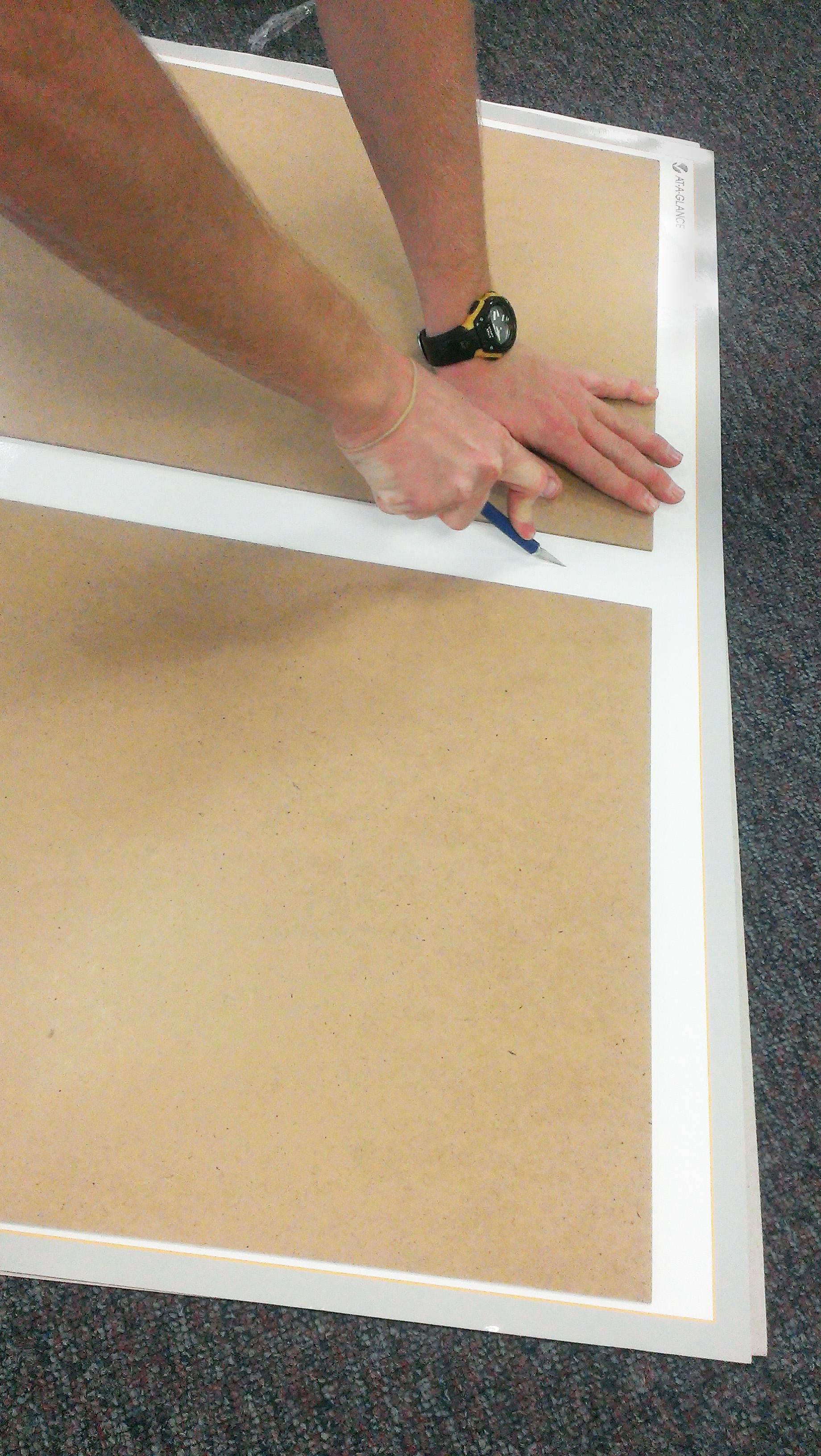 Framed Dry Erase Board How To Make A Framed Dry Erase Board Art Inspiration