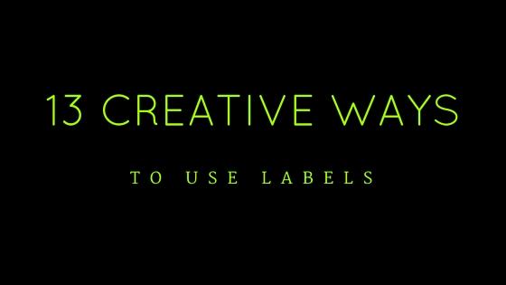 13 CREATIVE WAYS