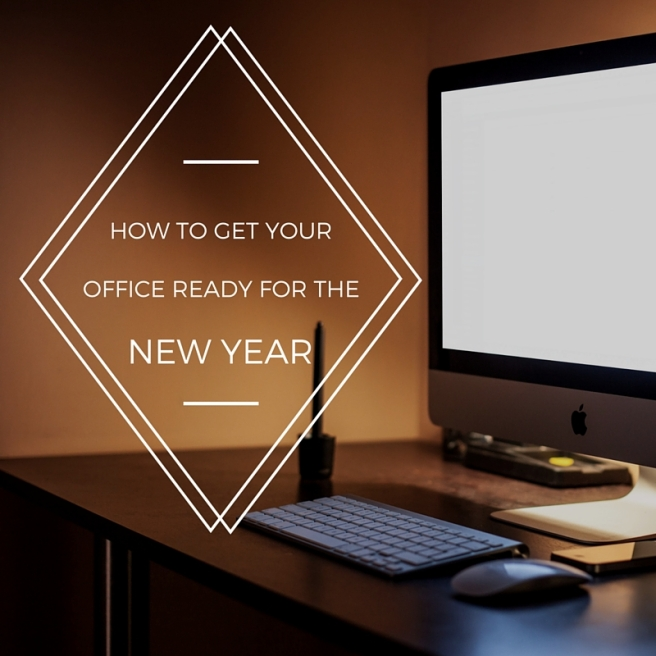 How to get your office ready for the New Year