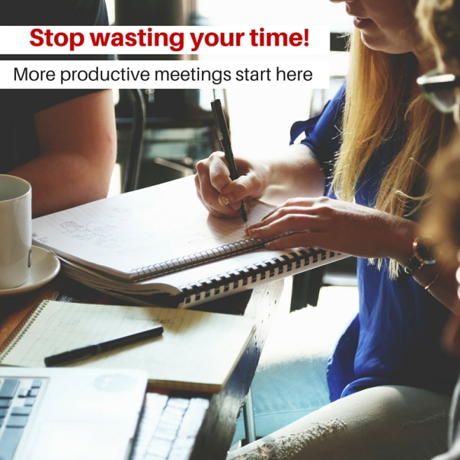 Stop wasting your time!