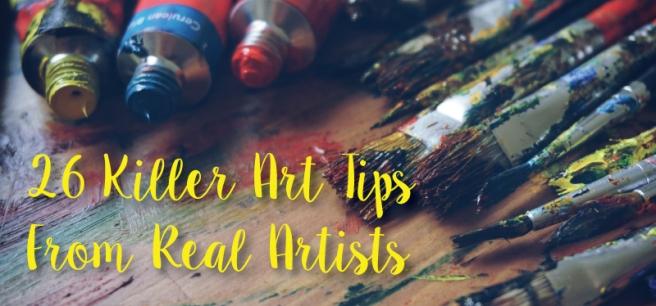 art-tips