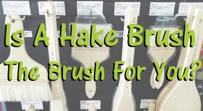 hake-brush
